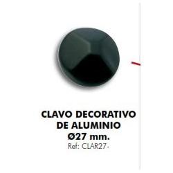 CLAVO DECORATIVO REDONDO 27